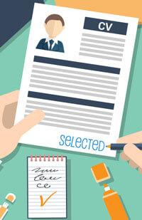 CV Writing Services